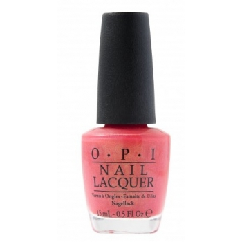 OPI Nail Lacquer küünelakk 15ml (tooniga Bright Lights Big Color)