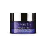 Dr. Irena Eris Neometric Youth Activating Night Cream 50ml (kortsudevastane öökreem, 50+)