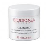 Biodroga Cleansing Eye Make-Up Remover Pads 70tk (õlivabad silmameigieemalduspadjad, kõik nahad)