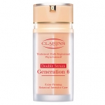 Clarins Double Serum Generation 6 2X15 ml (pinguldav seerum)