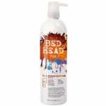 Tigi Bed Head Colour Combat Colour Goddess Shampoo 750ml (värvihoidev šampoon tumedatele juustele)