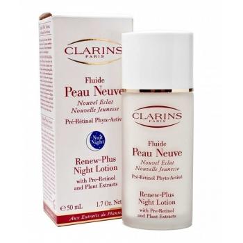 Clarins Renew-Plus Night Lotion 50ml (parandav öökreem)