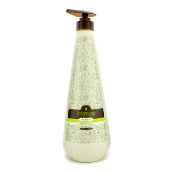 Macadamia Straightwear Purify Shampoo 1000ml (sirgendav ja sügavpuhastav šampoon)