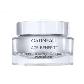 Gatineau Age Benefit Integral Regenerating Cream Dry Skin 50ml (öö-ja päevakreem küpsele kuivale nahale