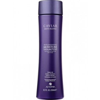 Alterna Caviar Anti-Aging Replenishing Moisture Shampoo 250ml (šampoon kuivadele juustele)