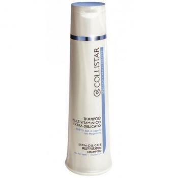 Collistar Extra-Delicate Multivitamin Shampoo 250ml (šampoon igapäevaseks kasutamiseks)