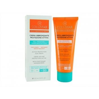 Collistar Active Protection Sun Cream SPF50+ 100ml (päikesekaitsekreem väga tundlikule nahale)