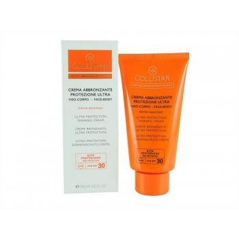 Collistar Ultra Protection Tanning Cream SPF30 150ml  (päikesekaitsekreem)