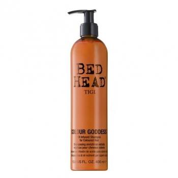 Tigi Bed Head Colour Goddess Oil Infused Shampoo 400ml ( šampoon värvitud juustele)