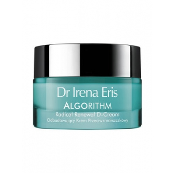 Dr. Irena Eris Algorithm Radical Renewal D-Cream 50ml (vananemisvastane päevakreem, naistele 40+)