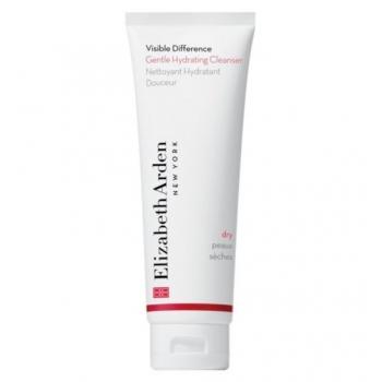 Elizabeth Arden Visible Difference Gentle Hydrating Cleanser 125ml (õrn puhastuspiim, kuiv nahk)