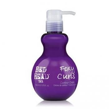 Tigi Bed Head Foxy Curls Contour Cream 200ml (kontuurikreem lokkidele)