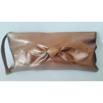 Elizabeth Arden kuldne lipsuga kott