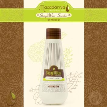 Macadamia Straightwear Smoother Straightening Solution 100ml ( juuste sirgestaja)