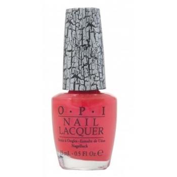 OPI Nail Lacquer küünelakk 15ml (tooniga Pink Shatter)