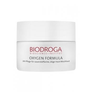 Biodroga Oxygen Formula Day and Night Cream 50ml ( öö- ja päevakreem, kuiv nahk)
