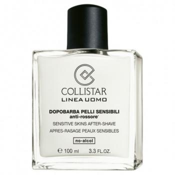Collistar Sensitive Skins After-Shave 100ml (habemeajamisjärgne vedelik tundlikule nahale) + 30ml Daily Protective Supermoisturizer