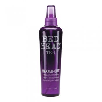 Tigi Bed Head Maxxed-Out Massive Hold Hairspray 236ml (tugev aerosoolita juukselakk)
