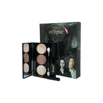 Twilight Eclipse Natural Eyes komplekt (ripsmetušš + silmapliiats + lauvärvide palett)