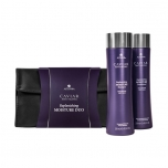 Alterna Caviar Anti-Aging Replenishing Moisture kmpl  (250ml šampoon + 250ml palsam kuivadele juustele)