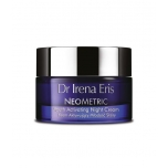 Dr. Irena Eris Neometric Youth Activating Night Cream 50ml (kortsudevastane öökreem, 50+)