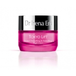 Dr. Irena Eris Tokyo Lift Instant Smoothing and Detoxifing Night Cream 50ml ( öökreem vanusele 35+)