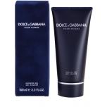 Dolce & Gabbana Pour Homme Shower Gel 100ml meestele duššigeel meestele