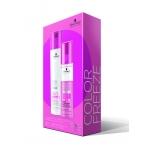 Schwarzkopf BC Color Freeze Sulfate-Free Shampoo 250ml + Spray Conditioner 200ml (värvitud juustele)