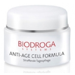 Biodroga Anti-Age Cell Formula Firming Night Care 50ml (pinguldav öökreem 25+, kõik nahad)