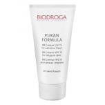 Biodroga Puran Formula BB Cream SPF15 40ml (nahavärvi ühtlustav kreem, ebapuhtale nahale) toon 02