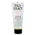 Tigi Bed Head Dumb Blonde Reconstructor 200ml (parandav palsam/mask keemiliselt töödeldud juustele)