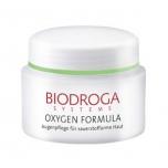 Biodroga Oxygen Formula Eye Care 15ml (Silmaümbruskreem kuivale nahale)