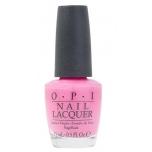 OPI Nail Lacquer küünelakk 15ml (tooniga Suzi Has A Swede Tooth)