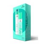 Schwarzkopf BC Moisture Kick Shampoo 250ml + Spray Conditioner 200ml (kuivadele/normaalsetele juustele)