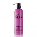 Tigi Bed Head Dumb Blonde šampoon 750ml (šampoon kahjustatud ja blondeeritud juustele)